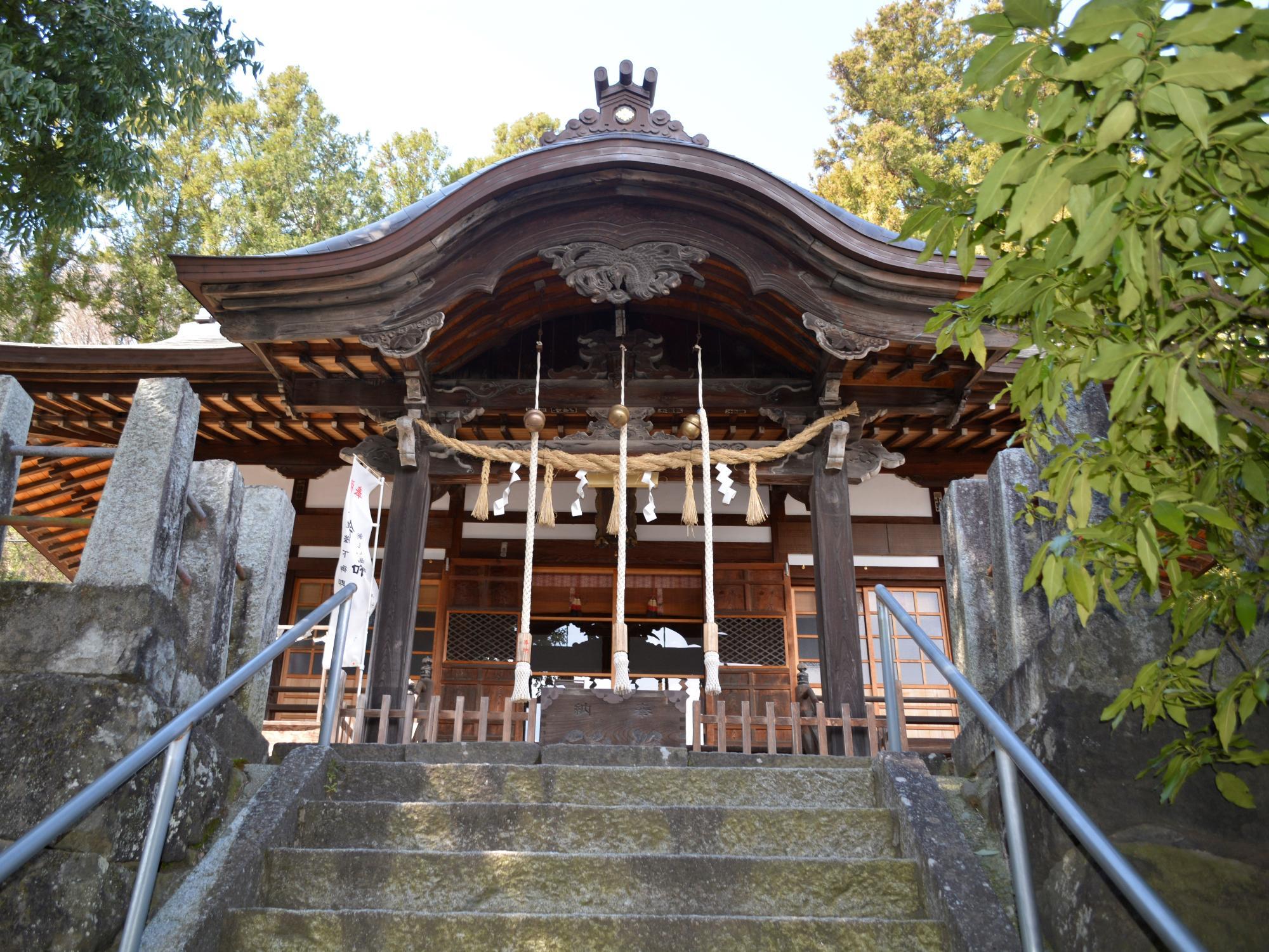 神社・仏閣/韮崎市観光協会